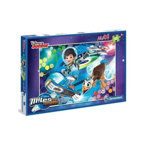 Puzzle Maxi Miles from Tomorrowland 30 (07421)