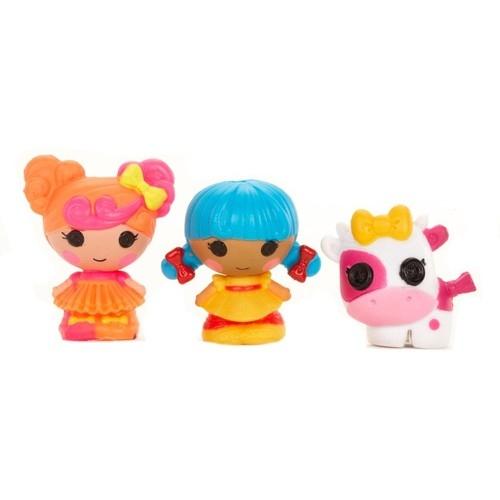 Lalaloopsy Tinies 3 figurki Seria 3 (531517/534211)