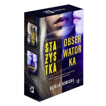 Pakiet: Stażystka / Obserwatorka Sinicka Alicja