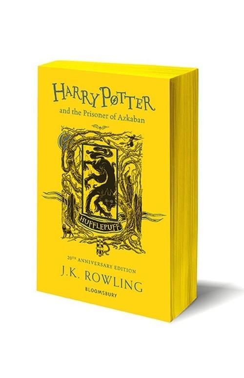 Harry Potter and the Prisoner of Azkaban - Hufflepuff Edition Rowling J.K.