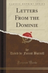 Letters From the Dominie (Classic Reprint)