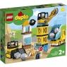 Lego Duplo: Rozbiórka kulą wyburzeniową (10932)