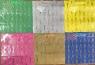 Torebka ozdobna złocona PL-5z romby mix
