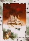 Karnet świąteczny zapachowy BN B6 KB2BN MIX  świecki i religijny mix