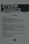 Studia Judaica 1-2/2012