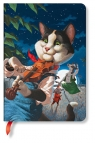 Notatnik Merrymakers Cat and the Fiddle Midi Lined