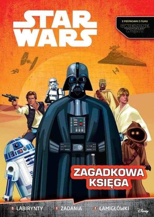Star Wars. Zagadkowa księga (SER1)