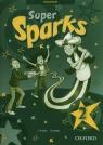 Super Sparks 2 Zeszyt ćwiczeń