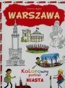 Warszawa Kolorowy portret miasta