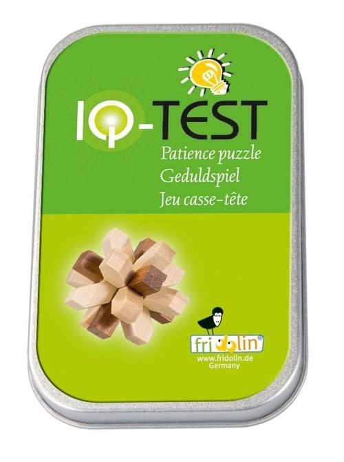 IQ-Test 3D Puzzle Kryształ