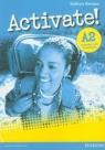 Activate! A2 Grammar and Vocabulary Gimnazjum Alevizos Kathryn