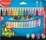 Flamastry Colorpeps jungle 18 sztuk