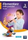 Elementarz odkrywców. Klasa 3. Muzyka. Zeszyt ćwiczeń - Szkoła podstawowa 1-3. Reforma 2017