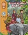 Around The World in 80 Days + CD-ROM Jules Verne