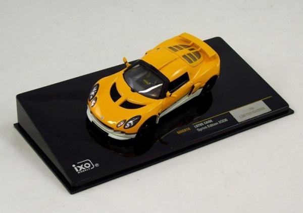 Lotus Exige Sprint Edition 2006