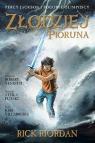 Złodziej Pioruna Percy Jackson i Bogowie Komiks
