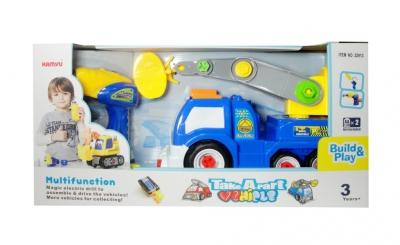 Ciężarówka z napędem