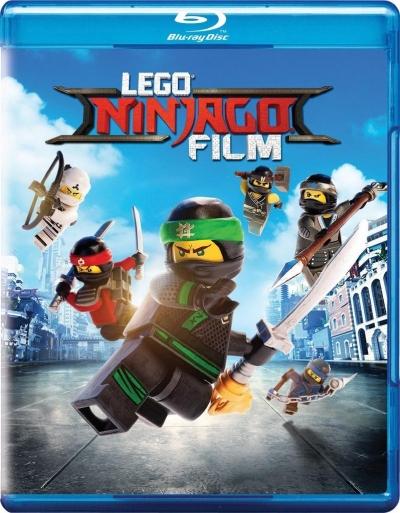 Lego Ninjago. Film (Blu-ray) Charlie Bean, Paul Fisher, Bob Logan