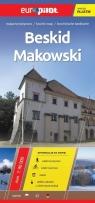 Beskid Makowski mapa turystyczna 1:90 000