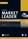 Market Leader 3ed Elementary Teacher's Resource Book +CDR Irene Barrall