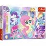 Puzzle Glitter 100: Błyszczące kucyki Pony (14821)