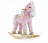 Konik na biegunach Pony różowy (22213)