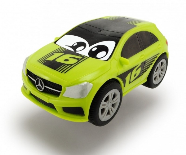 Happy Squeezy Mercedes A -Class, Zielony (203811000-1)