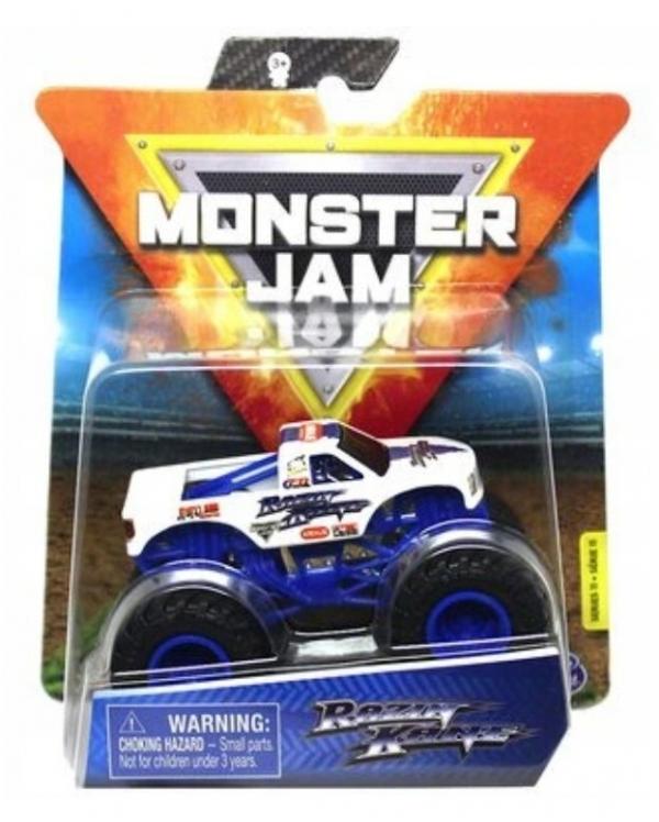 Pojazd MONSTER JAM Auto, Razin Kane (6044941/20123298)