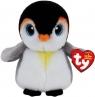 Beanie Babies: Pongo - maskotka Pingwin, 15cm (42121) Wiek: 3+
