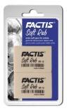 Gumka artystyczna SR-12 FACTIS, 2 sztuki (SR12112B)