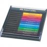 Pitt Artist Pen Brush zestaw, 12 kolorów podstawowych (267421 FC)