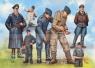 REVELL Pilots&Ground Crew Luftwaffe WWII (02621)