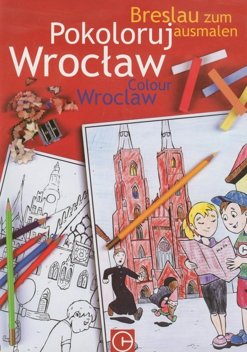 Pokoloruj Wrocław