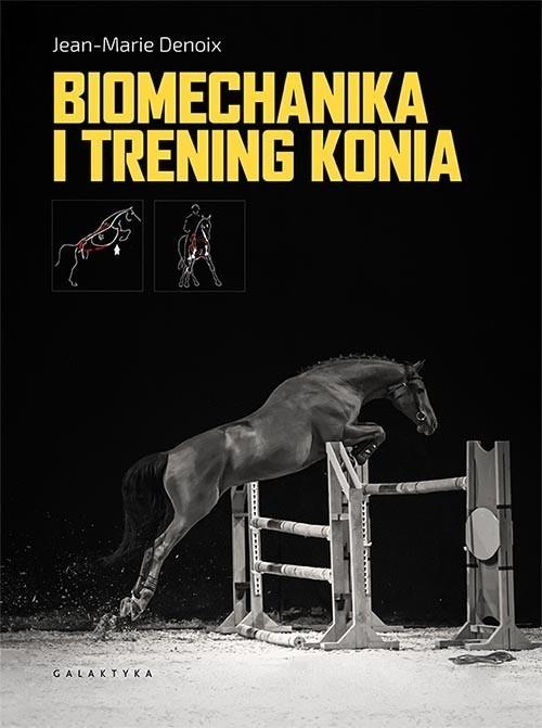 Biomechanika i trening konia Denoix Jean-Marie