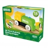 Brio World: Mój pierwszy pociąg - Lokomotywka na baterie (63370500)Wiek: