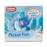 Świecąca rybka do kąpieli Sparkle Bay Flicker Fish niebieska