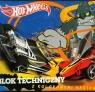 Blok techniczny Hot Wheels A4 z kolorowymi kartkami 10 kartek