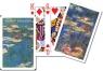 Karty do gry Piatnik 1 talia Monet, Lilie