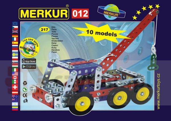Merkur Modele 012 laweta
