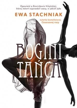 Bogini Tańca z autografem Ewa Stachniak