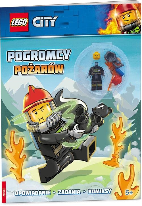LEGO City Pogromcy pożarów