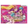 Blok rysunkowy A4/20 kartek biały Barbie Video Games 382103