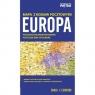 Europa Mapa z kodami pocztowymi 1:5 200 000