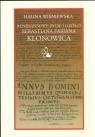 Renesansowe życie i dzieło Sebastiana Fabiana Klonowica