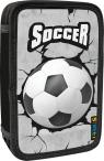 Piórnik dwusuwakowy bez wyposażenia Soccer 1 Street
