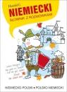 Słownik niemiecko-polski polsko-niemiecki z rozmówkami