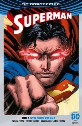 Superman T.1 Syn Supermana (srebrna) praca zbiorowa