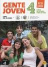 Gente Joven 4 Podręcznik z płytą CD B1.1 Gimnazjum