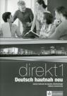 Direkt 1 Deutsch hautnah neu Zeszyt ćwiczeń z płytą CD Zakres rozszerzony