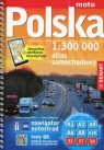 Atlas samochodowy Polska 1:300 000